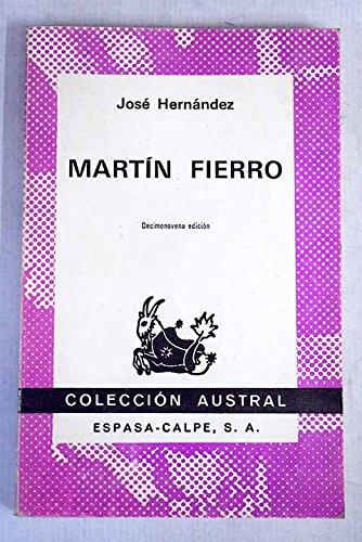 Martín Fierro: Martin Fierro por Jaime Hernandez