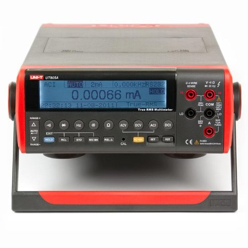 UNI-T UT805A BANCO MULTIMETRO DIGITAL
