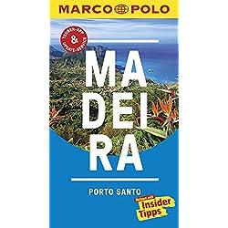 MARCO POLO Reiseführer Madeira, Porto Santo: Reisen mit Insider-Tipps. Inkl. kostenloser Touren-App und Event&News Autovermietung Madeira