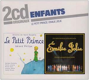 Le Petit Prince / Emilie Jolie (Coffret 2 CD)