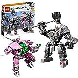 LEGO Overwatch - D.Va & Reinhardt , 75973