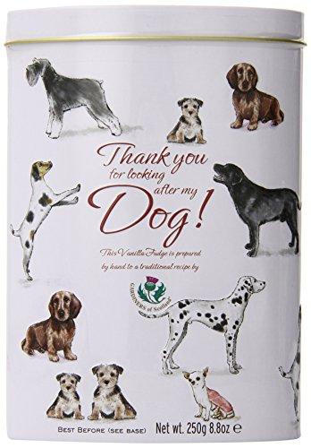 """Preisvergleich Produktbild Gardiner's of Scotland Vanilla Fudge """"Dogs"""" Tin 250g,  1er Pack (1 x 250 g)"""