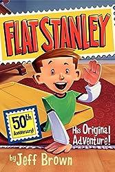 Flat Stanley: His Original Adventure! by Jeff Brown (2013-12-23)