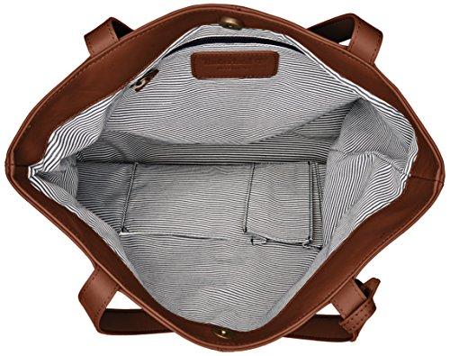 Borsa A Tracolla Donna Timberland Tb0m5251, 1x46,5x40 Cm Marrone (marrone)