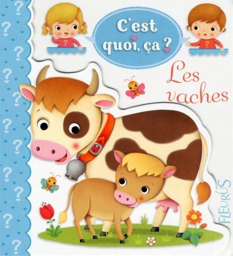 Les vaches por Collectif