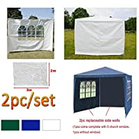 Outdoors Gazebo 3x3M/3X4M/3X6M with Removable Side Walls Marquee Waterproof Canopy Tent 20
