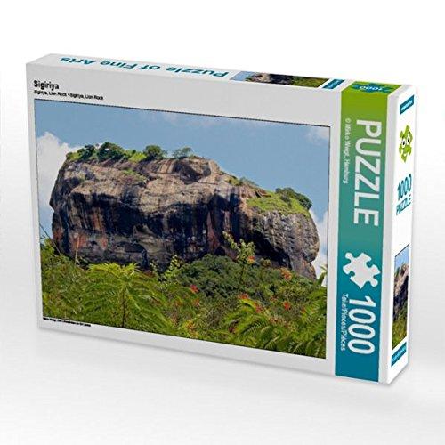 Sigiriya 1000 Teile Puzzle Quer