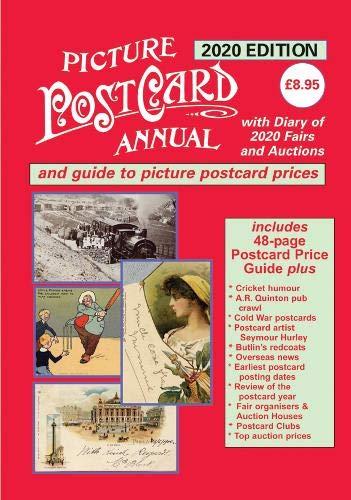 Annual Picture Postcard Annual 2020: and Price Guide