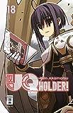 UQ Holder! 18