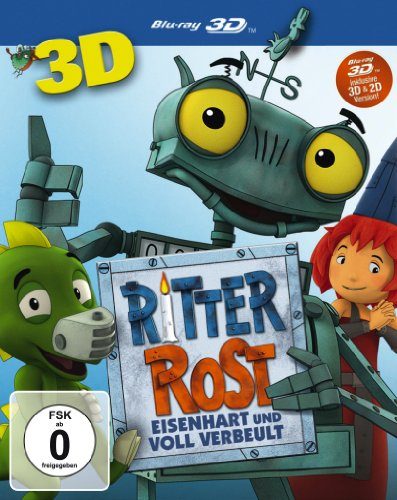 Der Kinofilm (inkl. 2D-Version) [3D Blu-ray]