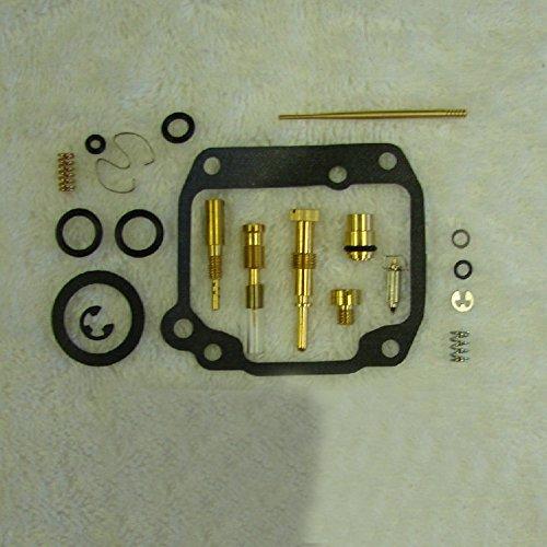 Ouyfilters Carburateur Rebuild kit Carb réparation pour Lt125 LT 125 1983-1987 (1983 1984 1985 1986 1987)