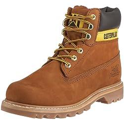 CAT Footwear Colorado, Bottes Homme, Marron (Sundance), 43 EU