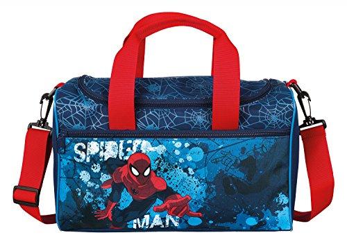 Undercover SPON7252 - Sporttasche Spiderman ca. 35 x 16 x 24 cm