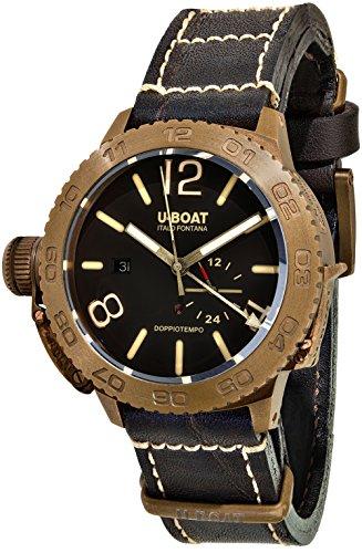 U-BOAT DOPPIOTEMPO orologi uomo 9008