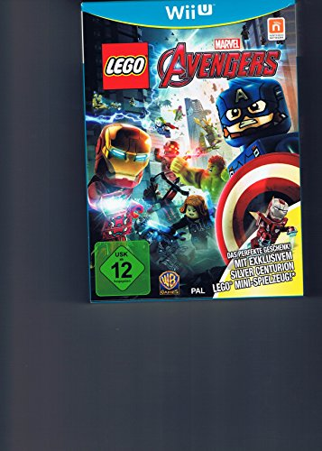 LEGO Marvel Avengers - [Wii U] limited edition (Lego Avengers Videospiel Wii)