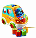 Vtech Kids – Miniauto Colorín multicoloured