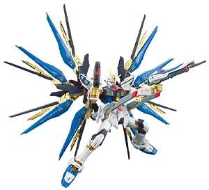BANDAI RG 1/144 ZGMF-X20A Huelga Libertad Gundam (Mobile Suit Gundam Seed Destiny) (japón importación)