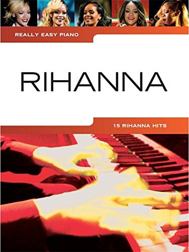 Really Easy Piano: Rihanna