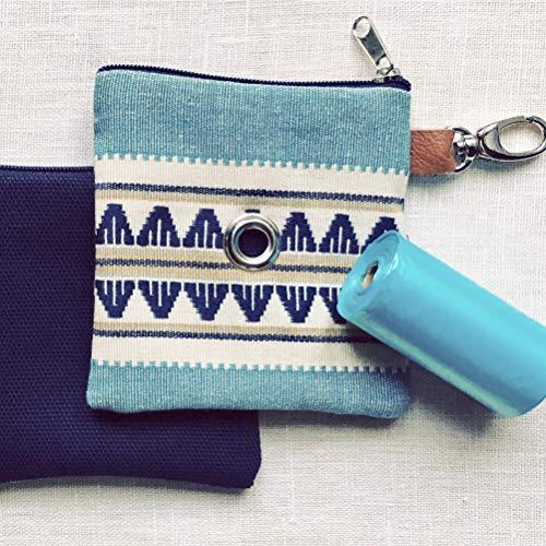 Easybag-Maya-in-tessuto-cotone-Portasacchettini-igienici-per-cane