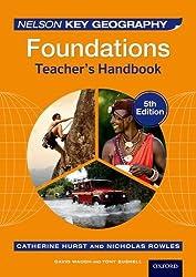 Nelson Key Geography Foundations Teacher's Handbook by David Waugh (2014-06-26)