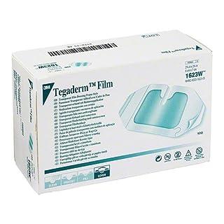 Tegaderm I.V. Sterile Film Dressing With Ported Cannula 6cm X 7cm [100]