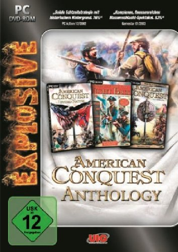 Explosive American Conquest: Anthology