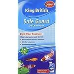 King British Safe Guard - De-Chlorinator for Ponds, 500ml 8