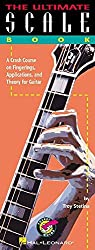Ultimate Scale Book Pocket Guide Guitar Tab Book