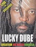 Lucky Dube - Live En Ouganda [Import italien]