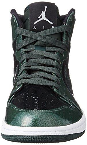 Nike 332550-300, Chaussures de Sport Homme Vert