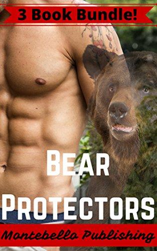 ROMANCE: PARANORMAL ROMANCE: Bear Protectors (BBW Shifter Navy SEAL Biker Pregnancy Romance) (Paranormal Bad Boy Protector Romance Collection) (English Edition) Montebello Bad