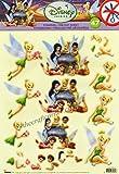 Die Cut Découpage Sheet - Fairies