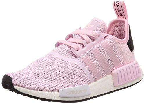 adidas Damen NMD_R1 Fitnessschuhe, Pink (Roscla/Ftwbla/Negbás 000), 38 EU