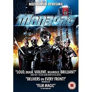 Manborg DVD