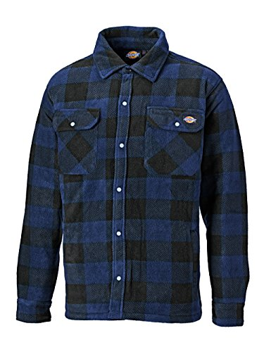 Thermohemd Portland Dickies Holzfällerhemd Royalblau