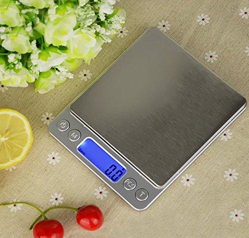 Recensione E Opinioni Su Bilancia Da Cucina Digitale 3kg X