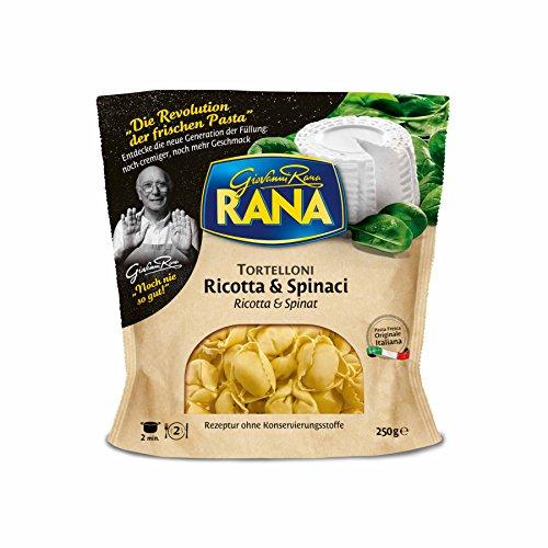 Rana - Tortelloni Ricotta & Spinaci Pasta Nudeln - 250g
