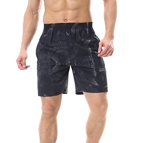 urchoiceltd® QX Herren 's Professional Quick Dry Shorts Kompression Elite Run Thermal Gym Schweiß Running Shorts Herren – Sporting Goods Running Gear Sports Apparel Gesundheit Fitness Crossfit Kleidung (Quick Dry Shorts)