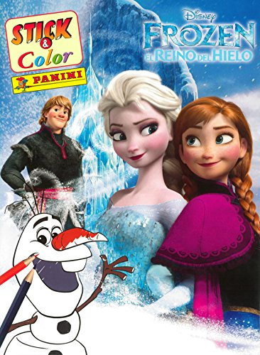 Frozen 2 (Stick & Color) por Vv.Aa.
