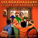 Lili et les escargots / Les Déménageurs, ens. voc. et instr. | Déménageurs (Les). Interprète