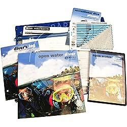 Padi Crewpack Open Water Diver et table de plongée classique RDP - Version Ultimate avec DVD - VF