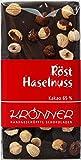 Krönner Röst Haselnuss Edelbitter Schokolade mit frisch gerösteten Haselnüssen