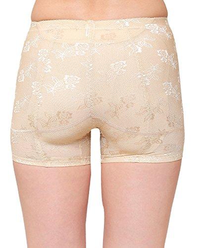 b0dec4ead4 Shopolica Butt Lifter Padded Panty Shorts Butt Hip Enhancing Briefs Bust  Enhancer Removable Pads Body Shaper Underwear Increase Bust Size