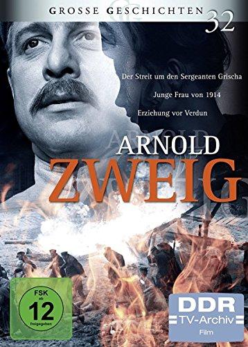 DDR TV-Archiv: Arnold Zweig - Große Geschichten 32 (7 DVDs)