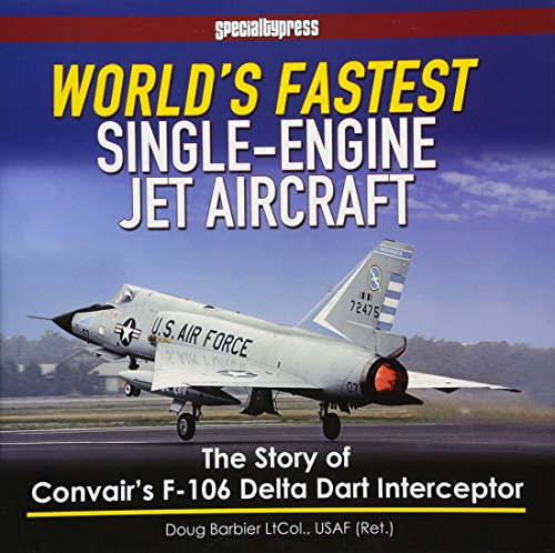 WORLDS FASTEST SINGLE ENGINED JET AIRCRA (Speciality) por ROBERT POWELL