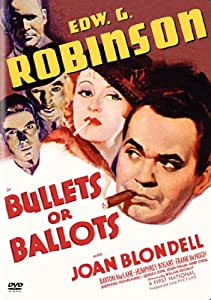 Bullets Or Ballots [Import USA Zone 1]