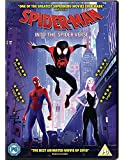 Spider-man Into The Spider-Verse [DVD] [2018]