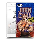 Head Case Designs Offizielle WWE LED Bilder 2017 John Cena Ruckseite Hülle für Sony Xperia Z5 Compact