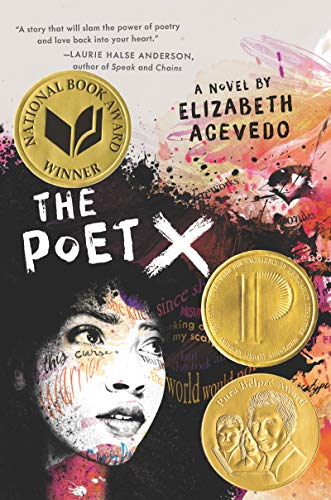 The Poet X (inglés): Medalla Carnegie 2019