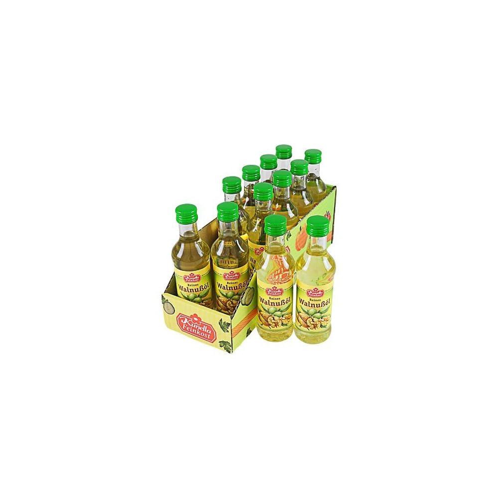 Kunella Reines Walnul 12er Pack 12 Flaschen 100 Ml